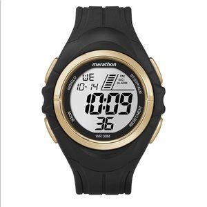 Timex Marathon Ladies Womens Digital Watch New I